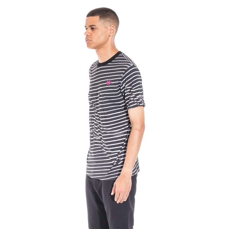 Alexander McQueen McQ Crew All Over Print Tee at Feuille Luxury - 3
