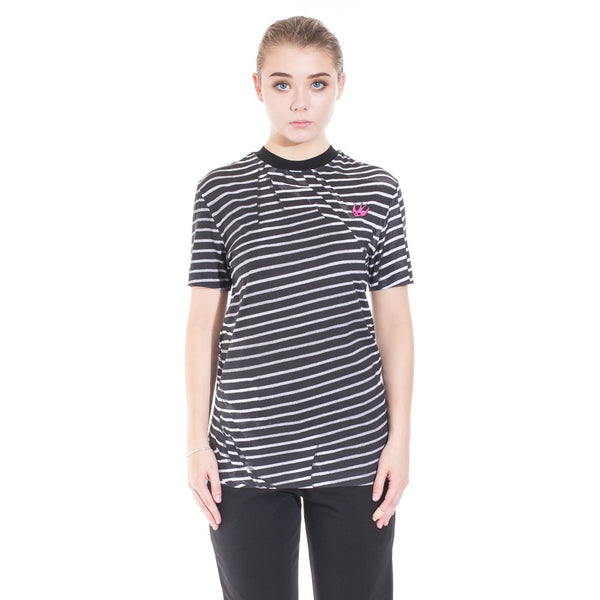 Alexander McQueen McQ Crew All Over Print Tee at Feuille Luxury - 2