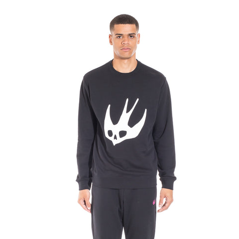 Alexander McQueen McQ Swallow Eyes Sweater at Feuille Luxury - 1