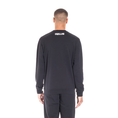 Alexander McQueen McQ Swallow Eyes Sweater at Feuille Luxury - 4