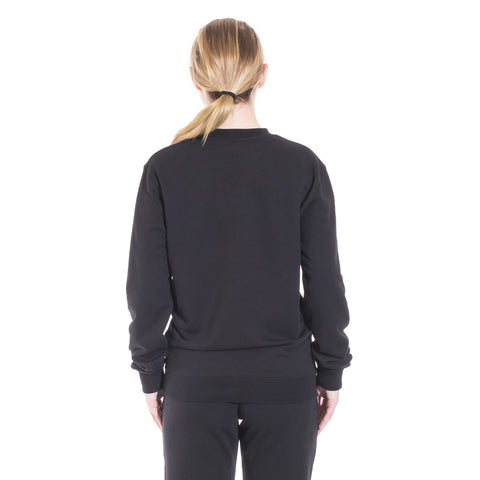 Alexander McQueen McQ Swallow Coverlock Sweater at Feuille Luxury - 6