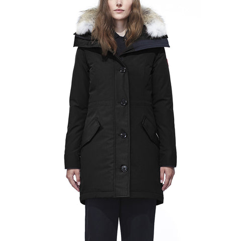 Canada Goose Ladies Rossclair Parka at Feuille Luxury - 3