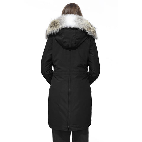 Canada Goose Ladies Rossclair Parka at Feuille Luxury - 5