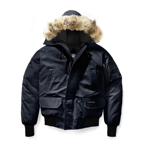 Canada Goose Mens Chilliwack Bomber at Feuille Luxury - 3
