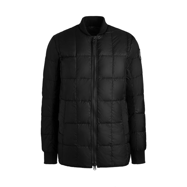 Mens Harbord Jacket Black Label