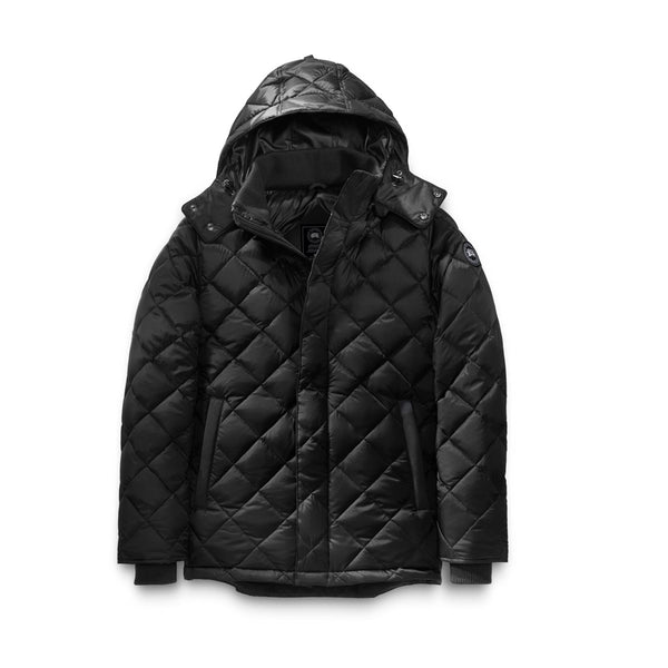 Hendriksen Coat Black Label