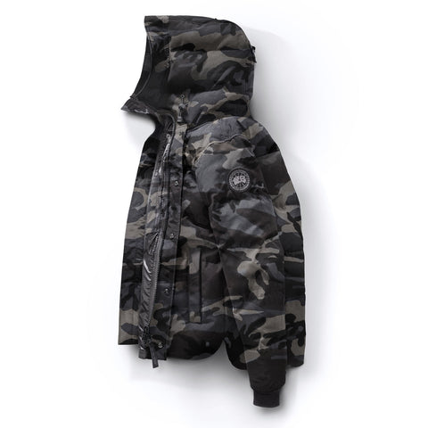 Mens MacMillan Parka Black Label