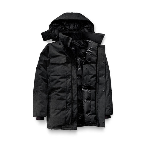 Windermere Coat Black Label