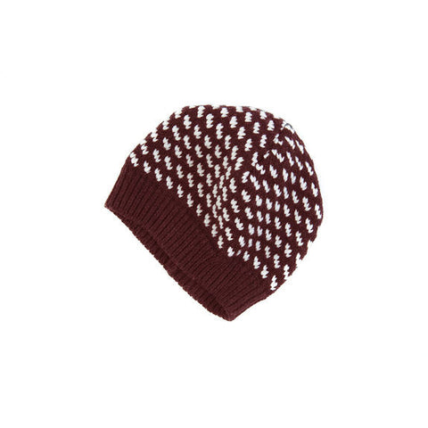 Canada Goose Ladies Birdseye Beanie at Feuille Luxury - 1