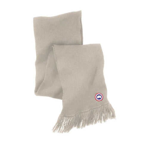 Canada Goose Merino Wool Scarf at Feuille Luxury