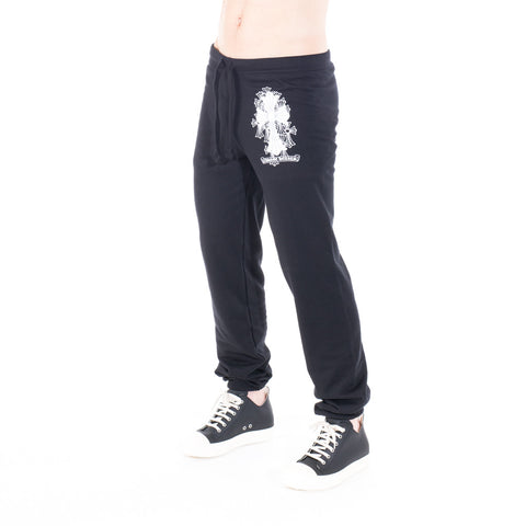 Chrome Hearts Unisex Cemetery Cross Sweatpants at Feuille Luxury - 3
