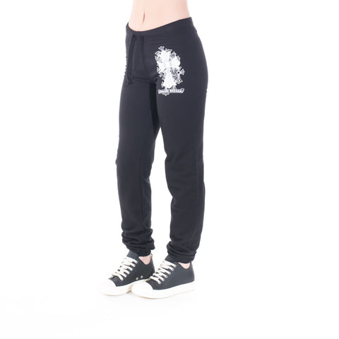 Chrome Hearts Unisex Cemetery Cross Sweatpants at Feuille Luxury - 4