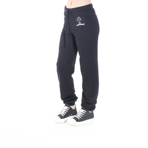 Chrome Hearts Unisex Cross Scroll Sweatpants at Feuille Luxury - 4