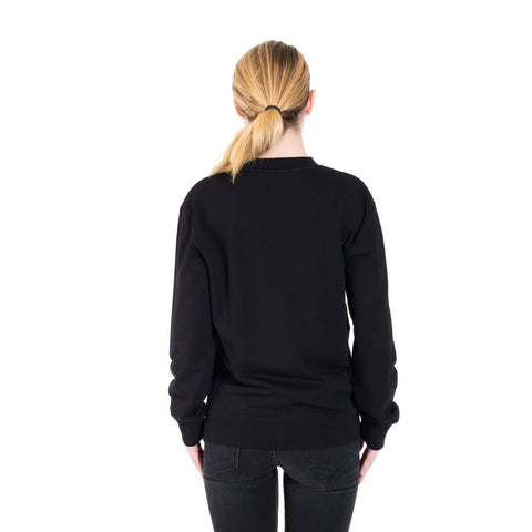 Alexander McQueen McQ Circle Swallow Sweater at Feuille Luxury - 6