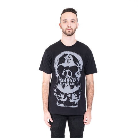 Chrome Hearts Foti Teeter Skull Tee at Feuille Luxury - 1