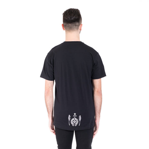 Chrome Hearts Foti Teeter Skull Tee at Feuille Luxury - 4