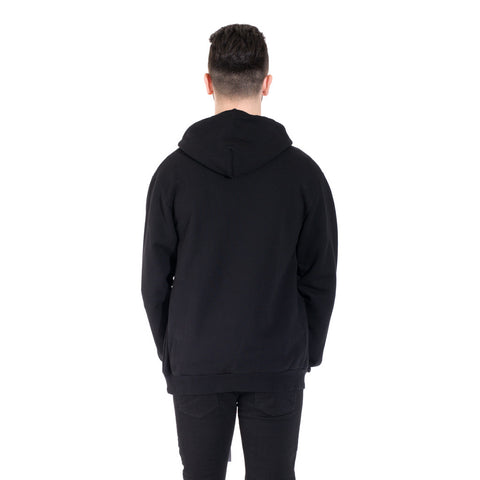 Off-White Off Zipped Hoodie at Feuille Luxury - 4