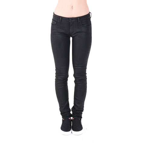 Off-White Skinny 5 Pocket Jeans at Feuille Luxury - 1