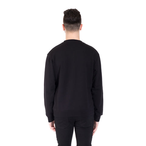 Alexander McQueen McQ Circle Swallow Sweater at Feuille Luxury - 5