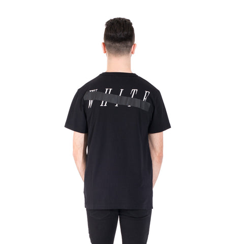 Off-White Mirror Skull Tee at Feuille Luxury - 5