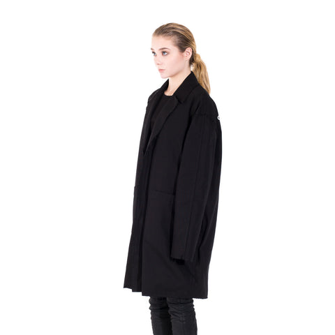 Off-White Work Coat at Feuille Luxury - 5