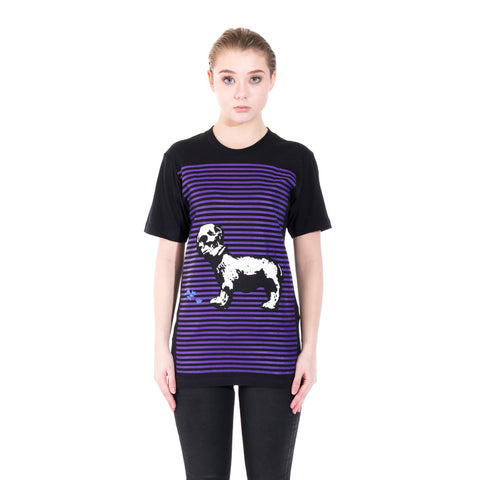 Chrome Hearts Foti Skeeter Stripe Tee at Feuille Luxury - 2