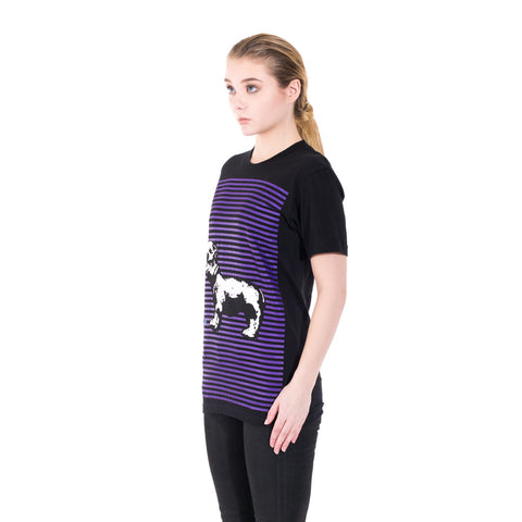 Chrome Hearts Foti Skeeter Stripe Tee at Feuille Luxury - 5