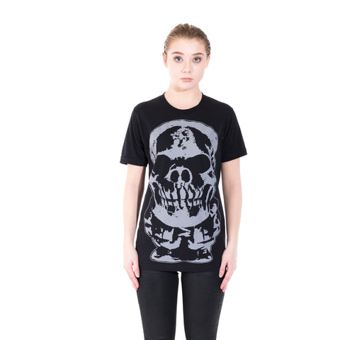 Chrome Hearts Foti Teeter Skull Tee at Feuille Luxury - 2