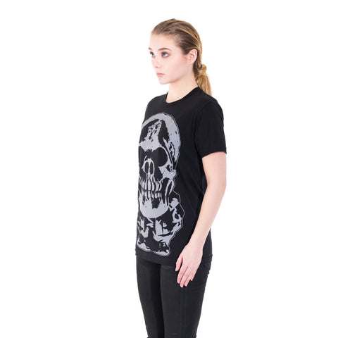 Chrome Hearts Foti Teeter Skull Tee at Feuille Luxury - 5
