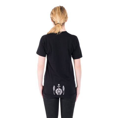 Chrome Hearts Foti Teeter Skull Tee at Feuille Luxury - 6