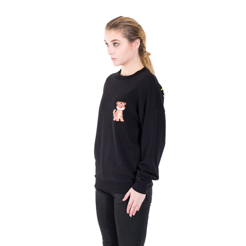 Moschino Tiger Sweater at Feuille Luxury - 5