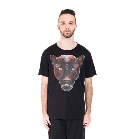 Marcelo Burlon Teodora Poncho Tee at Feuille Luxury - 1