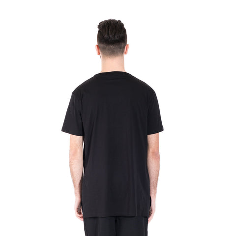Marcelo Burlon Teodora Poncho Tee at Feuille Luxury - 4