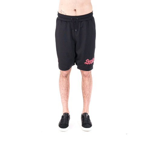 Marcelo Burlon Santos Shorts at Feuille Luxury - 1