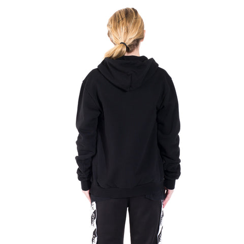 Off-White Off Zipped Hoodie at Feuille Luxury - 6