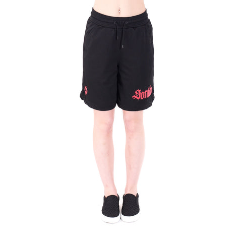 Marcelo Burlon Santos Shorts at Feuille Luxury - 2