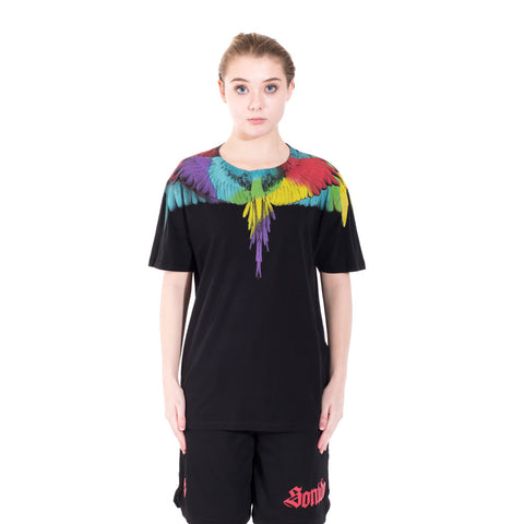 Marcelo Burlon Nicolas Tee at Feuille Luxury - 1