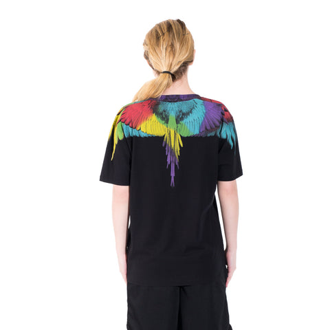 Marcelo Burlon Nicolas Tee at Feuille Luxury - 3
