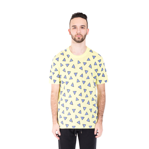 Kenzo All Over Triangle T-Shirt at Feuille Luxury - 1