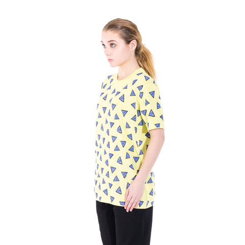 Kenzo All Over Triangle T-Shirt at Feuille Luxury - 5