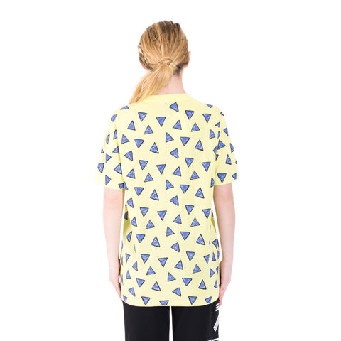 Kenzo All Over Triangle T-Shirt at Feuille Luxury - 6