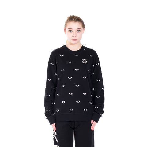 All Over Eye Sweater