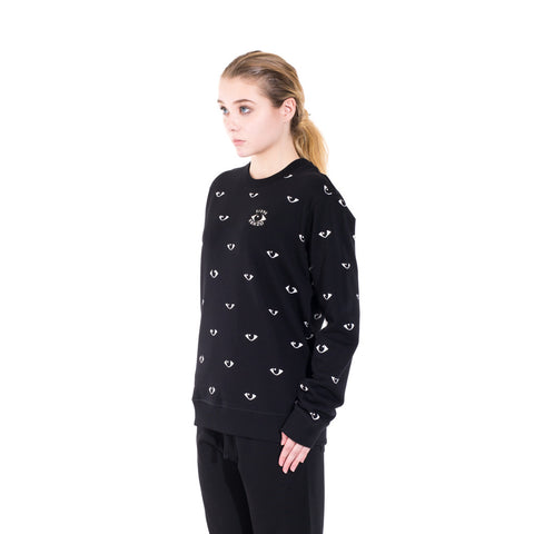 Kenzo All Over Eye Sweater at Feuille Luxury - 3