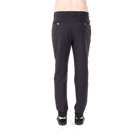 Kenzo Banded Bottom Chino Pants at Feuille Luxury - 3