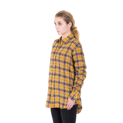 Faith Connexion Check Loose Shirt at Feuille Luxury - 4