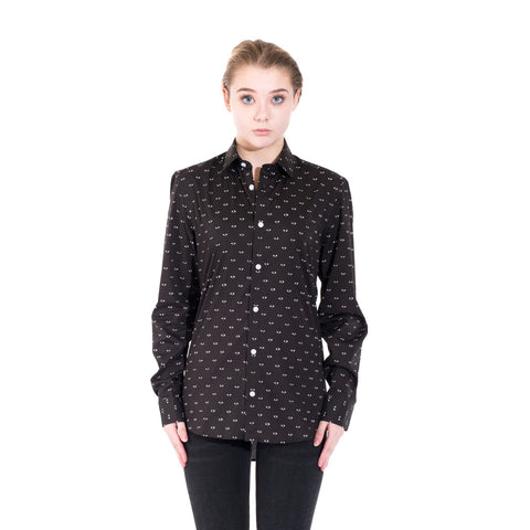 Kenzo All Over Eye Shirt at Feuille Luxury - 2