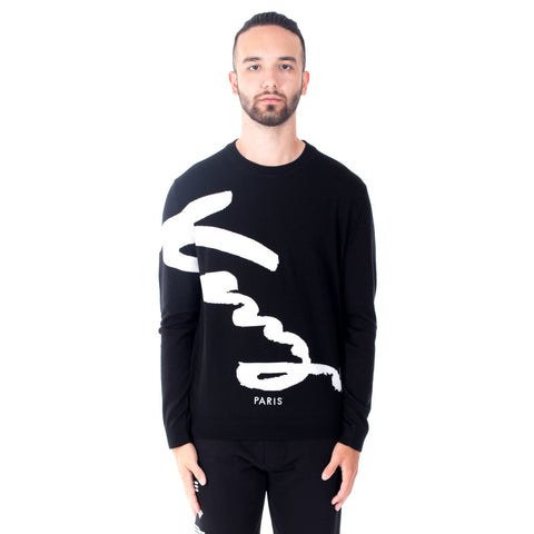 Signature Knit Sweater