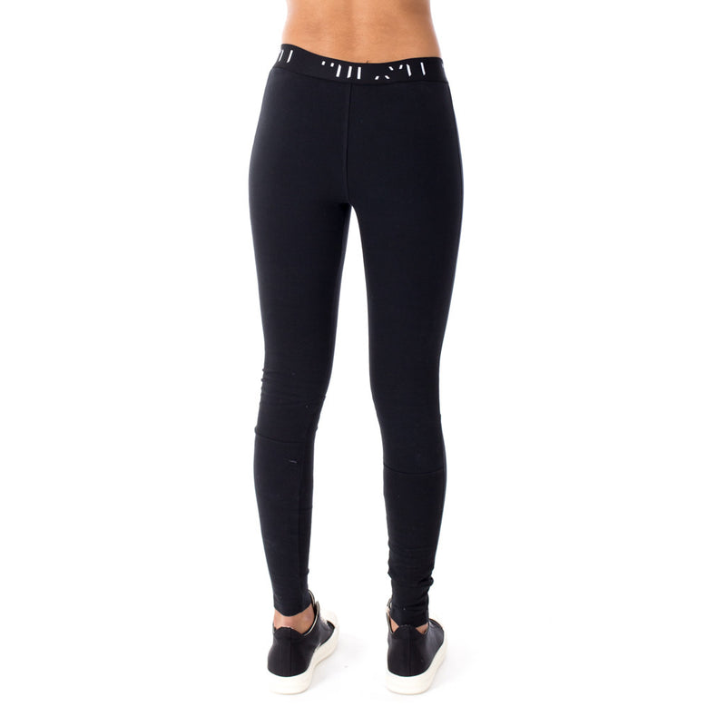 Tattoo Elastic High Waist Legging