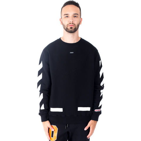 Diagonal Arrows Sweater