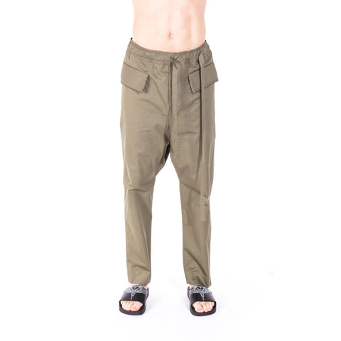Polate Drawstring Trouser